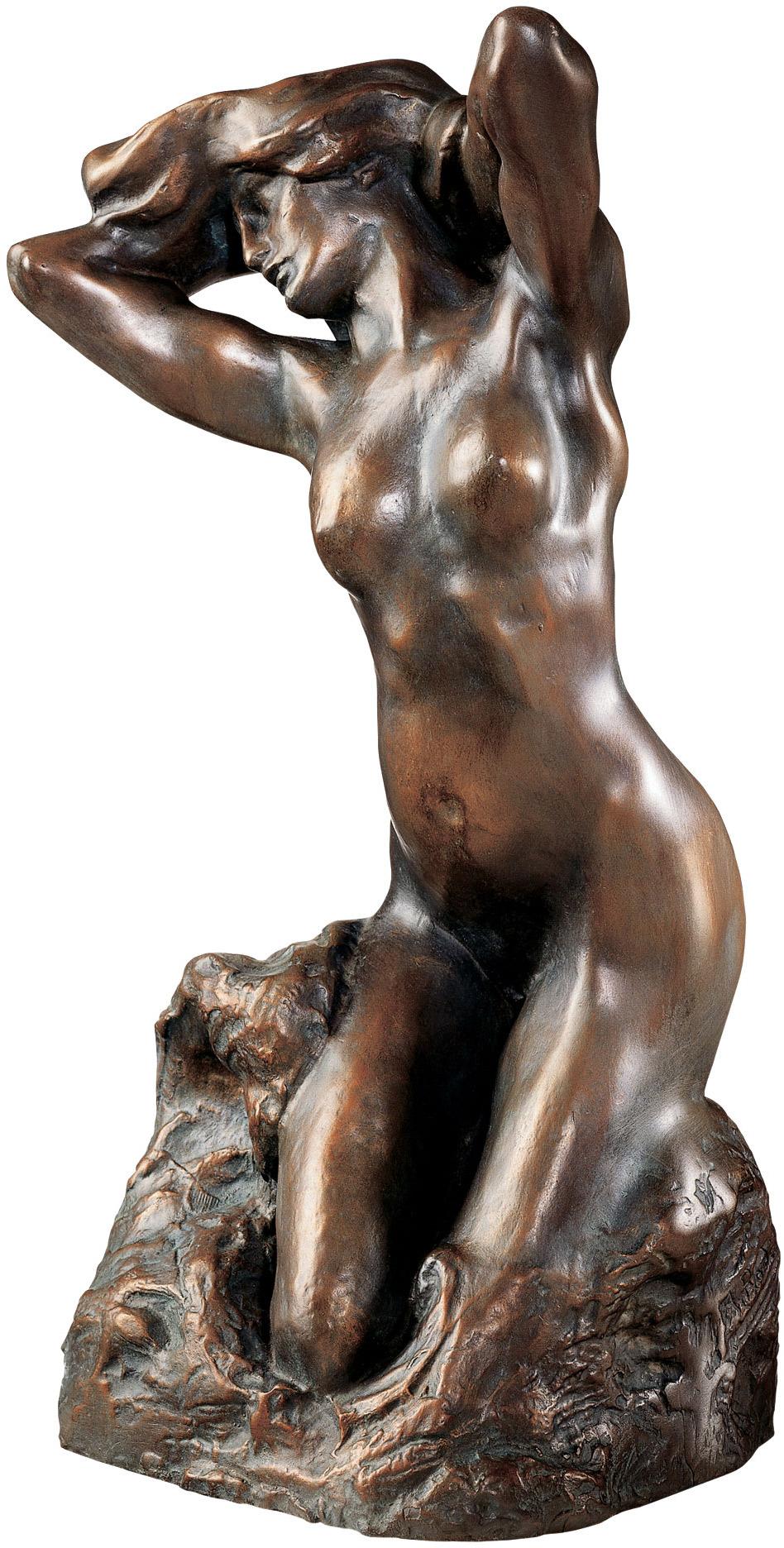 "Skulptur ""Baigneuse"" (1880), Version in Bronze"