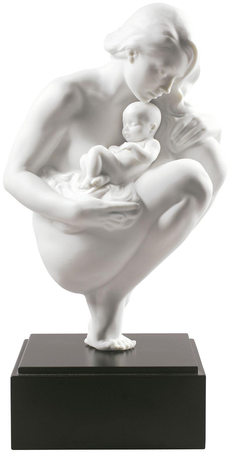 """Porzellanskulptur """"Liebesbande"""""""