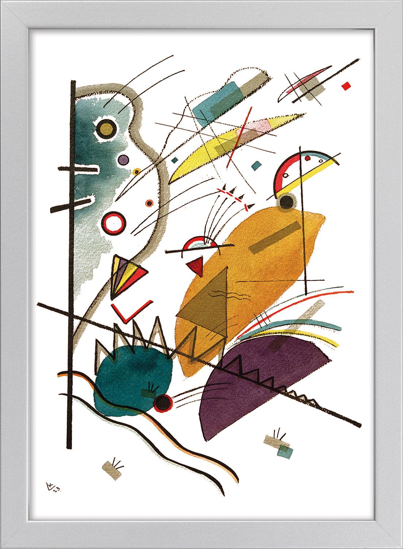 "Bild ""Komposition"" (1923), gerahmt"