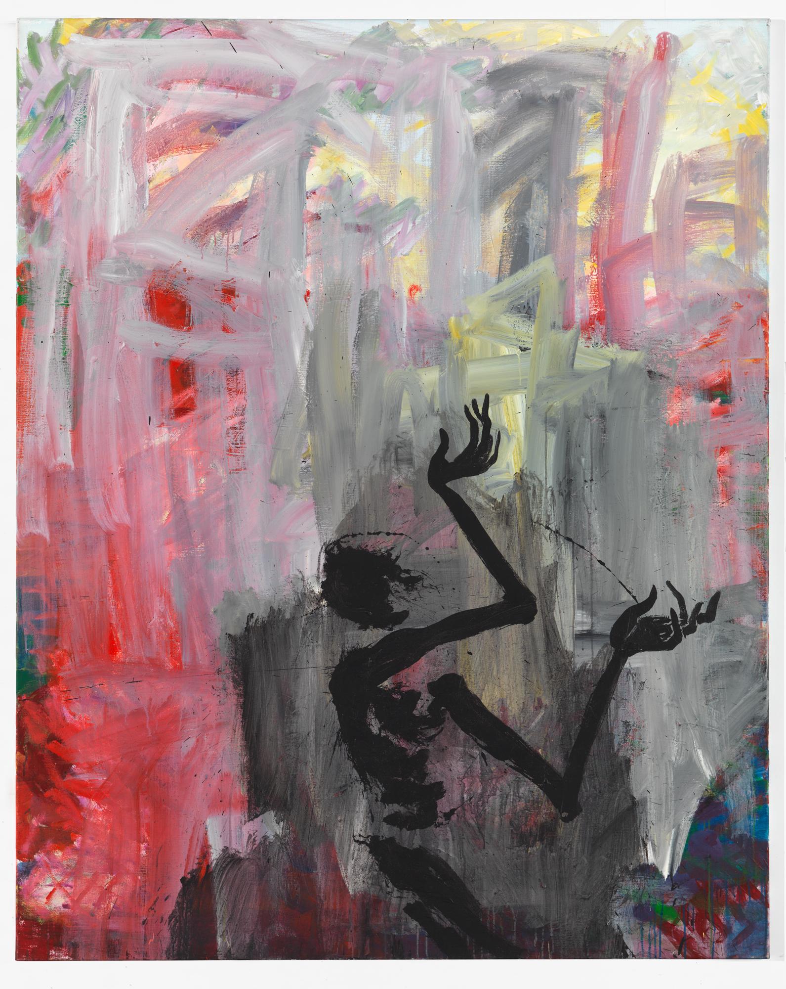 """Bild """"aufwärts, Abwärts (M 13 009)"""" (2013) (Unikat)"""