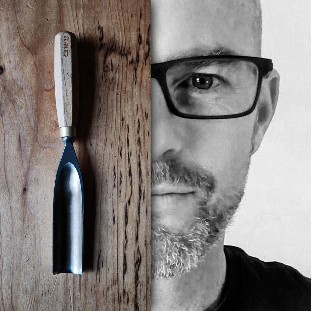 Porträt des Künstlers Fabian Ewert