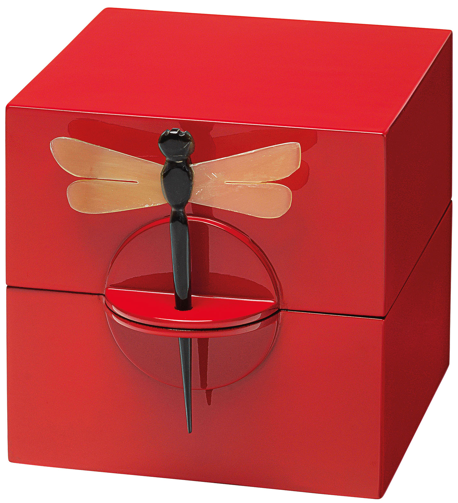 """Schatulle """"Dragon Fly"""", rote Version"""