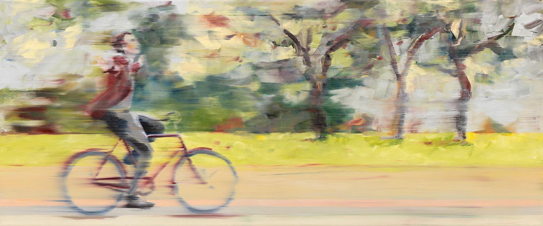 "Bild ""Wind blowing in my face"" (2015)"