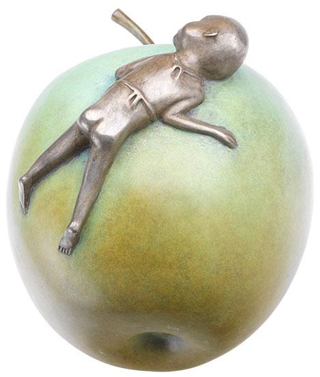 "Skulptur ""The little prince"" (2015), Bronze"