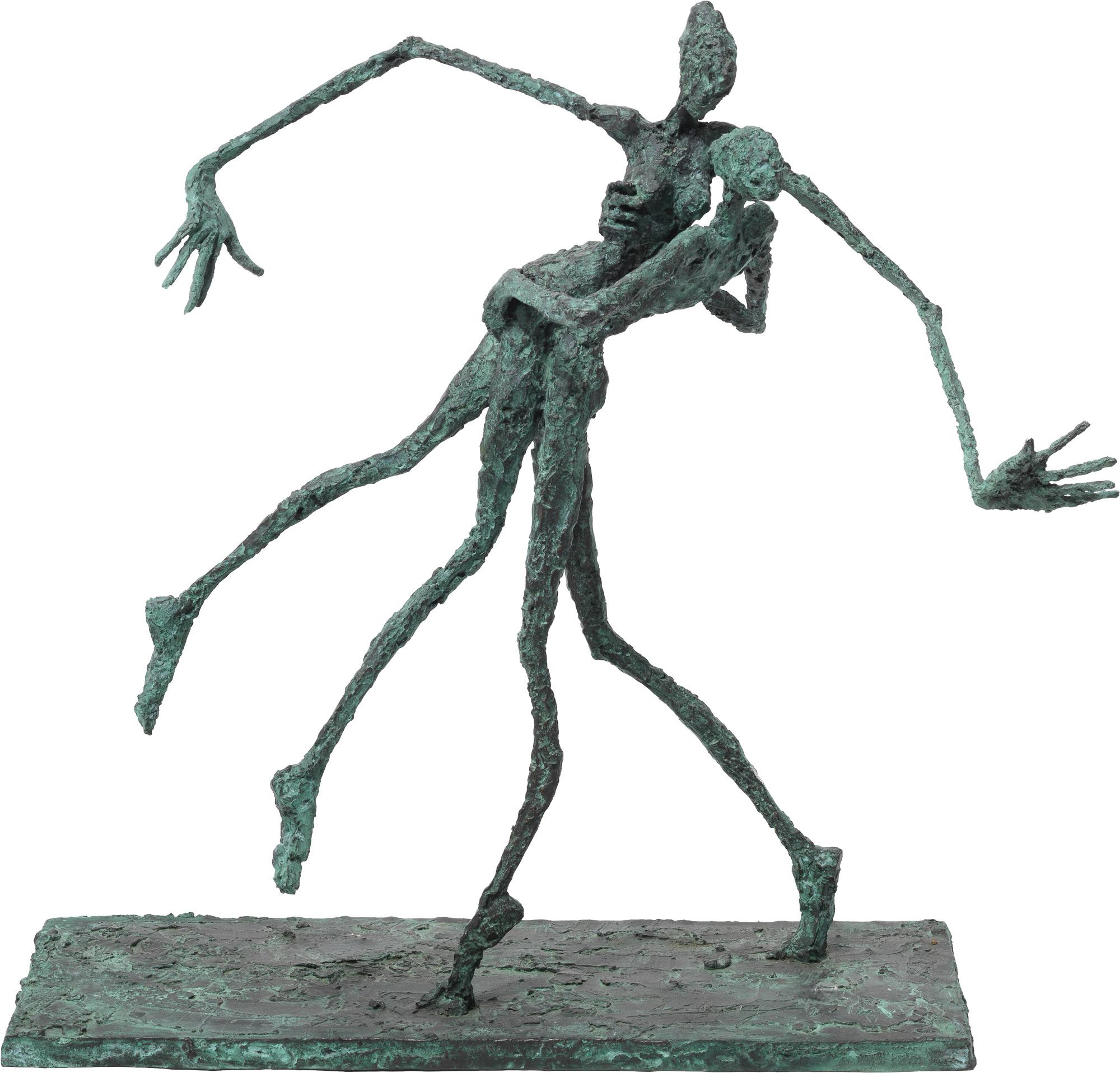 """Skulptur """"Leidenschaft"""" (2012) Bronze"""