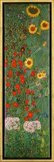 """Bild """"Sonnenblumen"""", gerahmt"""