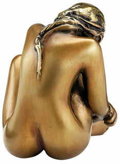 """Skulptur """"La Sogna"""", Bronze"""