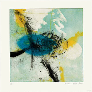 """Bild """"Ohne Titel"""" (2011), ungerahmt"""