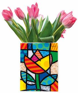 "Keramikvase ""Tulip"" (ohne Inhalt)"