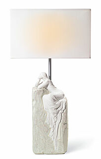 "Tischlampe ""Meditating Woman II"" - Design José Luis Santos"