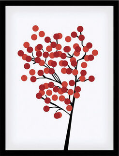 "Bild ""Cherry Tree (groß)"" (2017)"