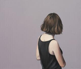 """Bild """"Rückenporträt IV"""" (2020) (Unikat)"""