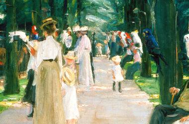 Impressionisten auf der Spur des Lichts