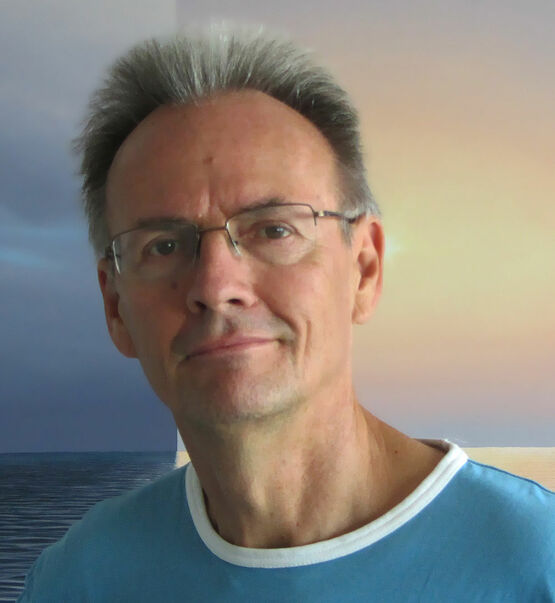 Porträt des Künstlers Michael Krähmer