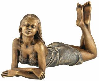 "Skulptur ""Aitana"", Bronze"