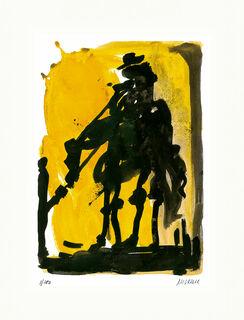 """Bild """"Don Quijote - Der Mann von Mancha"""" (2019), ungerahmt"""