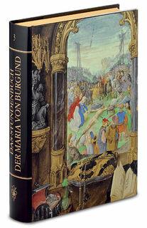 """Buch-Reprint """"Stundenbuch der Maria von Burgund"""" (um 1477)"""