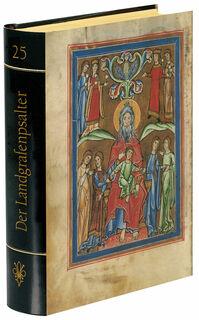 """Buch-Reprint """"Der Landgrafenpsalter"""""""
