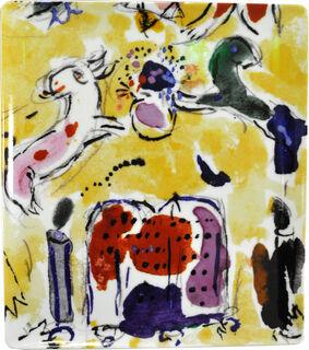 "Kollektion Les Vitraux d'Hadassah von Bernardaud - Porzellanschale ""Levi"""