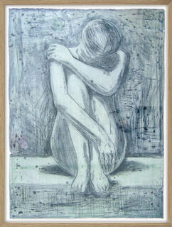 "Bild ""Seated Woman"" (1996)"