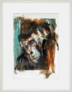 "Bild ""Gorilla_2.2"" (2020) (Unikat)"