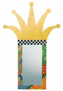 """""""Mirror, mirror on the wall..."""""""
