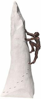 """Skulptur """"Mein persönlicher Everest"""""""