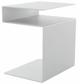 """Multifunktionaler Beistelltisch """"HUK"""", weiße Version"""