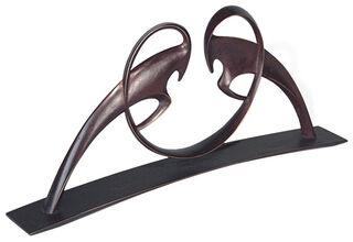 """Skulptur """"Widder"""", Bronze"""