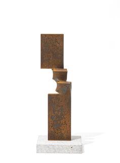 "Skulptur ""Drehung XXIII"" (2021) (Unikat)"