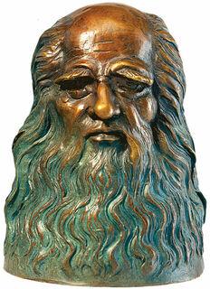 """""""Büste"""", Version in Bronze"""
