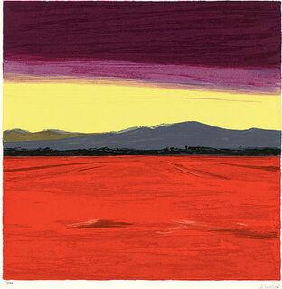 """Bild """"Landschaft VI"""" (1999), ungerahmt"""