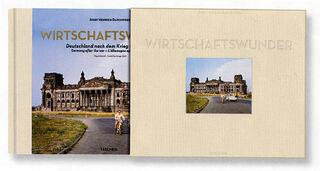 """Bildband """"Wirtschaftswunder"""" - Collector's Edition mit signierter Farbfotografie"""