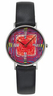 """Künstler-Armbanduhr """"Schönheit ist zeitlos"""""""