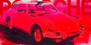 """Bild """"Porsche 911, 1965"""" (2021) (Unikat)"""