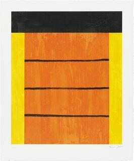 """Bild """"Erker Suite 2000, Blatt 6"""" (2000)"""