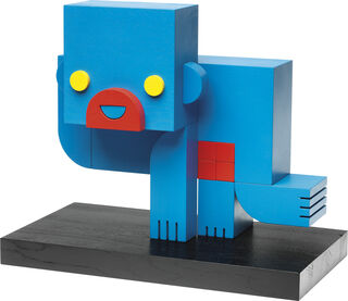 "Skulptur ""Pablo"" (2019), Holz"