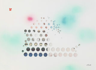 "Bild ""The Great Wave VI"" (2015) (Original / Unikat)"