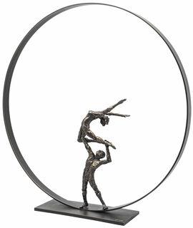 """Skulptur """"Joy"""", Bronze"""