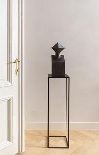 "Skulptur ""The Muses Melpomene"", Bronze"