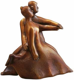 "Tanzendes Paar ""Schneller Schritt"", 2002"