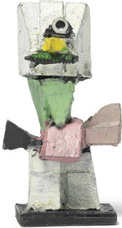 """Skulptur """"Fernand Leger"""" (2016), Bronze"""