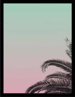 "Bild ""California Sunset (groß)"" (2017)"