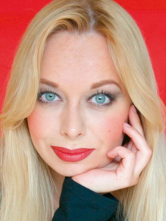 Porträt der Künstlerin Ekaterina Moré