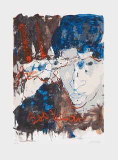 """Bild """"Bob Dylan"""" (2016), ungerahmt"""