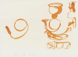 """Bild """"Aus dem Leben der Biene"""" (1978), ungerahmt"""