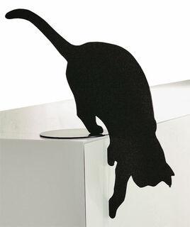 """Skulptur / Silhouette """"Ombre de chat"""""""