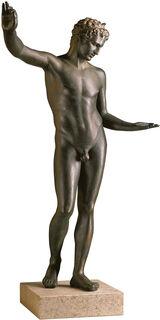 """Statue """"Der Jüngling von Marathon"""" (Reduktion)"""