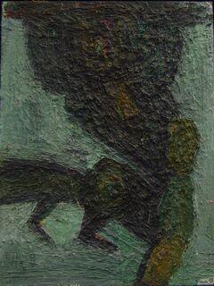 """Bild """"Die Windhose"""" (1987-97) (Unikat)"""