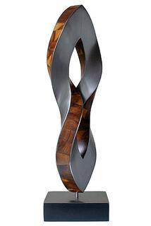 "Skulptur ""Offene Wandlung"" (2018) (Original / Unikat)"